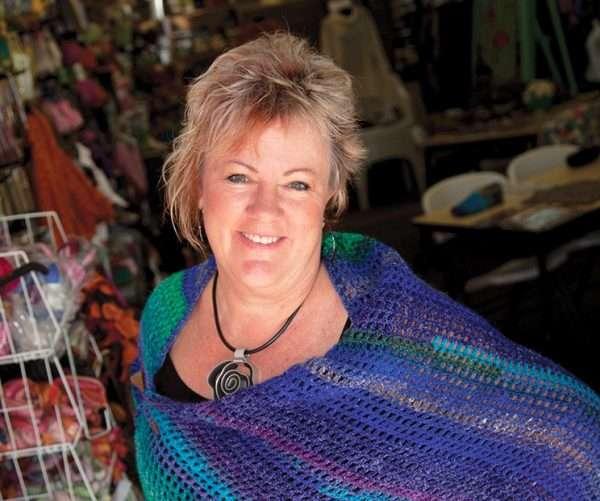 Jenny King Crochet © 2012 Barry Alsop Photographer Eyes Wide Open IMAGES