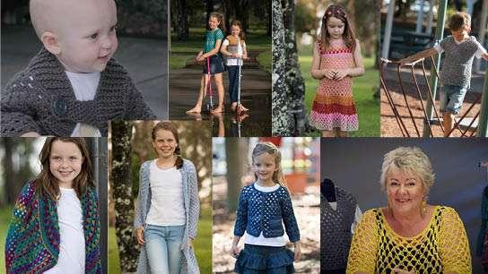 JKD Kids Squared collage