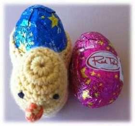 Little Easter Chicken2