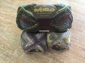 Noro SG sock 272