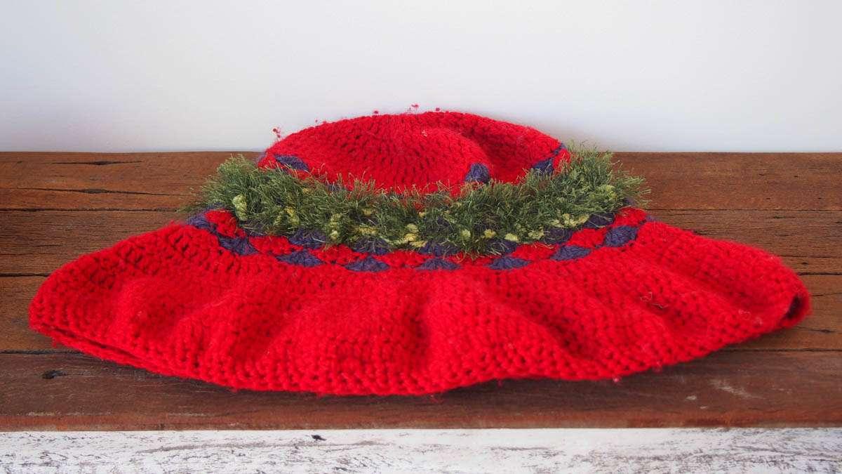 Jane\'s Felted Hat – Jenny King Designs
