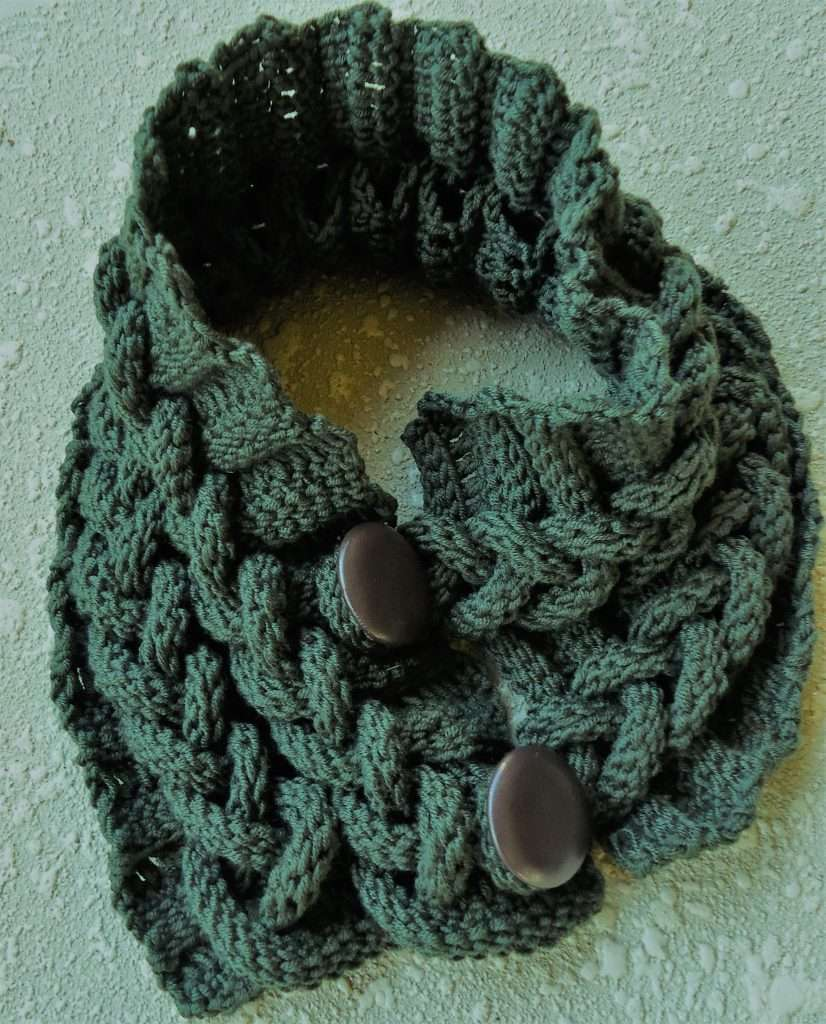 cabled cowl (14)