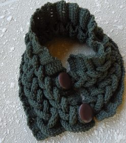 cabled cowl (2)
