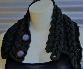 cabled cowl (9)