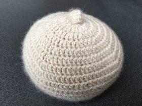 crochet titty