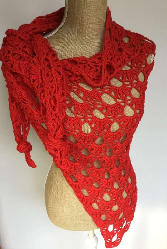 flamenco shawl (9)