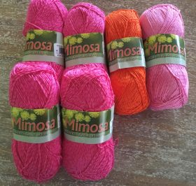 lily kit pink mimosa