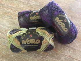 noro SG sock