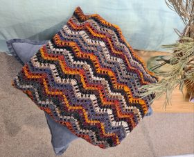 noro feather and fan blanket (4)