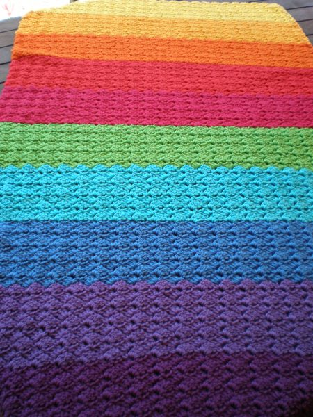 rainbow rug in biggan