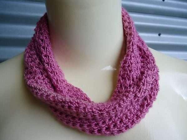 silk twisted shaped scarf (3)