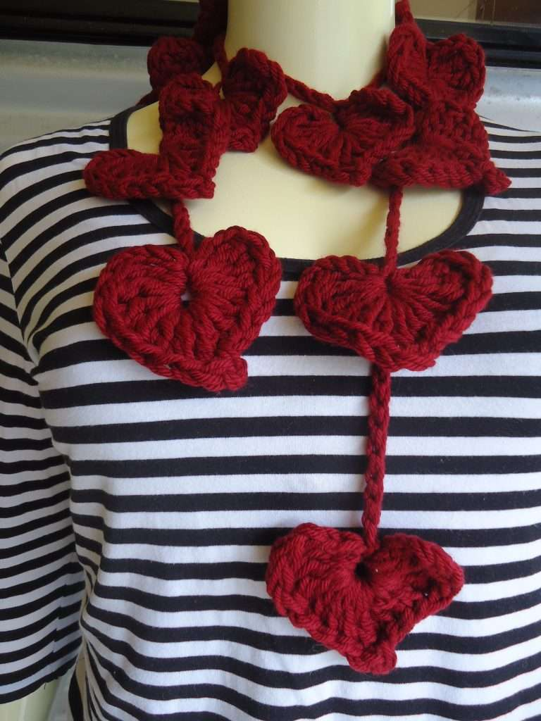valentines day scarf to paris with love (2)